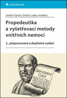 Obrázok Propedeutika a vyšetřovací metody vnitřních nemocí
