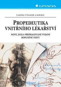 Obrázok Propedeutika vnitřního lékařství