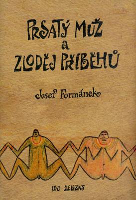 Obrázok Prsatý muž a zloděj příběhů v krabice