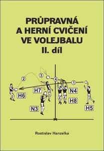 Obrázok Průpravná a herní cvičení ve volejbalu II.