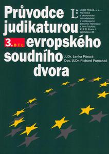Obrázok Průvodce judikaturou Evropského soudního dvora