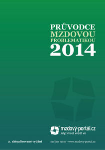 Obrázok Průvodce mzdovou problematikou 2014