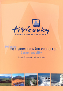 Obrázok Průvodce po tisícimetrových vrcholech České republiky