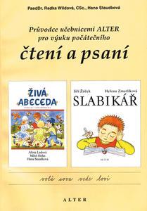 Obrázok Průvodce učebnicemi Alter pro výuku počátečního čtení a psaní