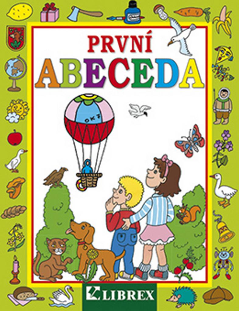 První abeceda - Kolektiv autorů