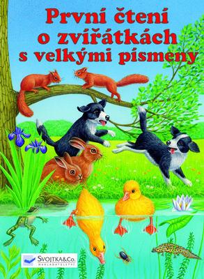 Obrázok První čtení o zvířátkách s velkými písmeny