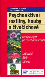 Obrázok Psychoaktivní rostliny,houby a živočichové