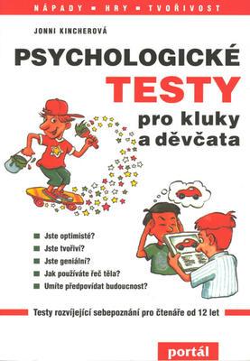 Obrázok Psychologické testy pro kluk..