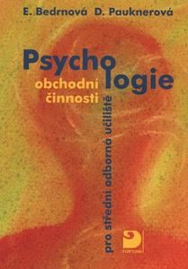 Obrázok Psychologie obchodní činnosti pro střední odborná učiliště