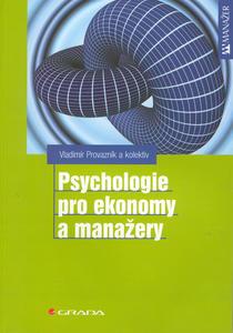 Obrázok Psychologie pro ekonomy a manažery