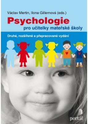 Obrázok Psychologie pro učitelky mateřské školy