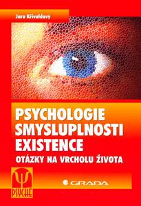 Obrázok Psychologie smysluplnosti existence
