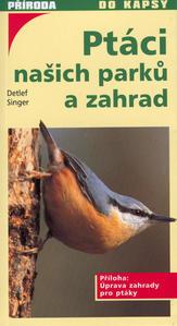 Obrázok Ptáci našich parků a zahrad