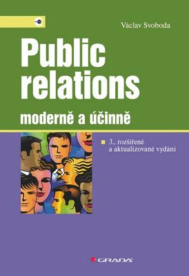 Obrázok Public relations moderně a účinně