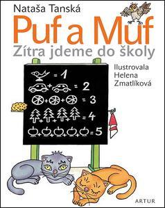 Obrázok Puf a Muf Zítra jdeme do školy