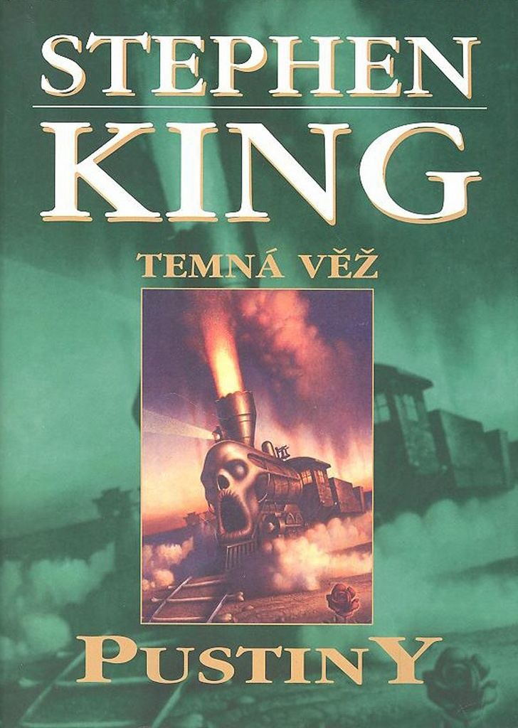 Pustiny - Stephen King