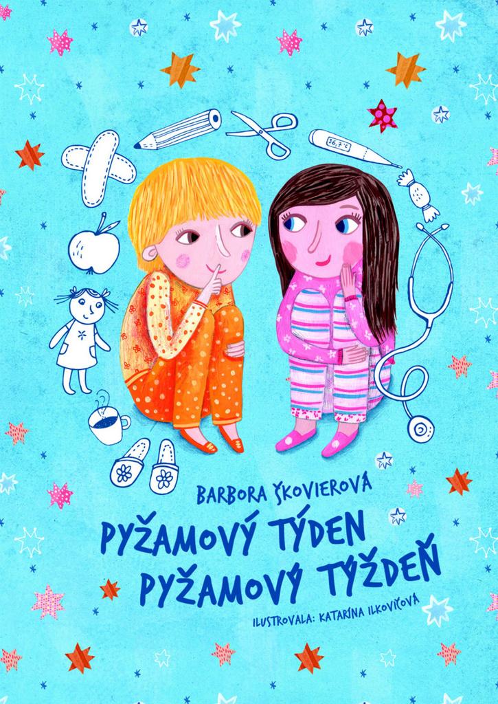 Pyžamový týden Pyžamový týždeň - Barbora Škovierová