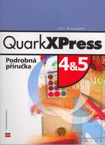 Obrázok Quark XPress Podrobná příruč.