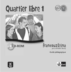 Obrázok Quartier libre 1 (audio CD)