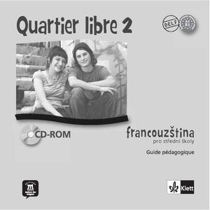 Obrázok Quartier libre 2 (audio CD)