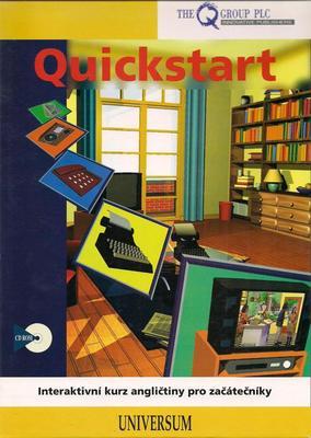 Obrázok Quickstart Inter.kurz angličtina+CD