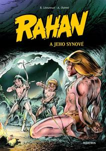 Obrázok Rahan a jeho synové (3. díl)