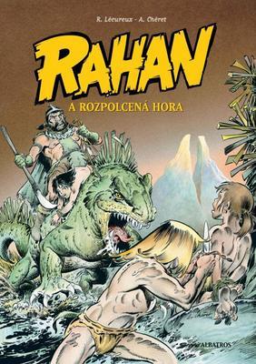 Obrázok Rahan a rozpolcená hora (2. díl)