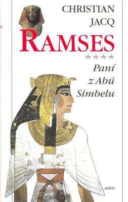 Obrázok Ramses 4: Paní z Abú Simbelu