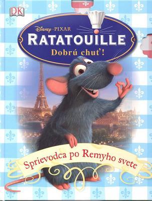 Obrázok Ratatouille Sprievodca po Remyho svete