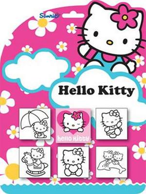 Obrázok Razítka Hello Kitty