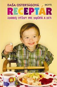 Obrázok Receptár zdravej výživy pre dojčatá a deti