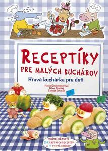 Obrázok Receptíky pre malých kuchárov