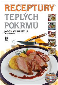 Obrázok Receptury teplých pokrmů + CD ROM