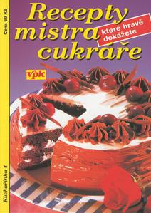 Obrázok Recepty mistra cukráře