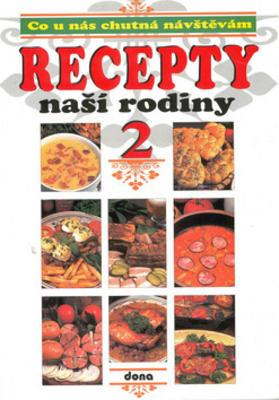 Obrázok Recepty naší rodiny 2.