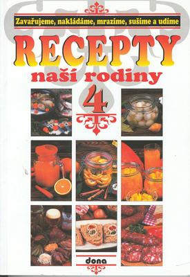 Obrázok Recepty naší rodiny 4.