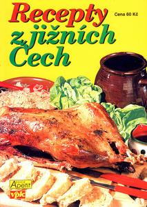 Obrázok Recepty z jižních Čech
