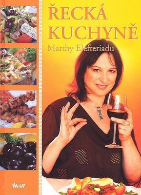 Obrázok Řecká kuchyně Marthy Elefteriadu