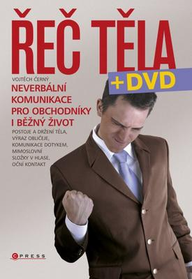Obrázok Řeč těla + DVD