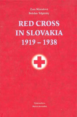 Obrázok Red Cross in Slovakia 1919-1938