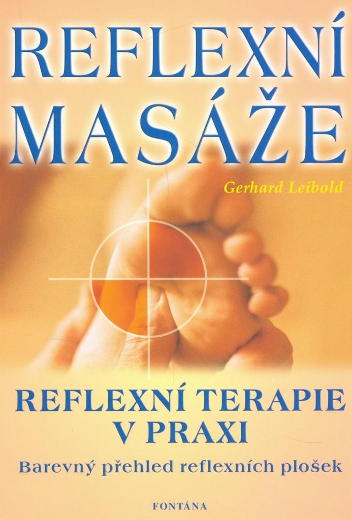 Reflexní masáže - Gerhard Leibold