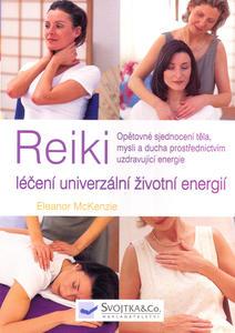 Obrázok Reiki Léčení univerzální životní energií