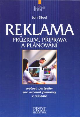 Obrázok Reklama Průzkum, příprava a plánování