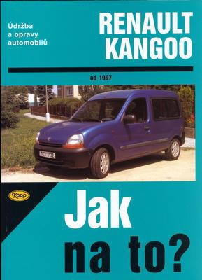 Obrázok Renault Kangoo od roku 1997