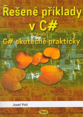 Obrázok Řešené příklady v C sharp