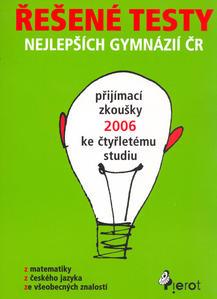 Obrázok Řešené testy nejlepších gymnázií ČR