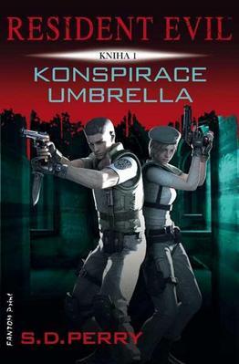 Obrázok Resident Evil Konspirace Umbrella