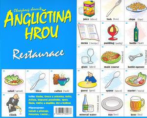 Obrázok Restaurace - pexeso