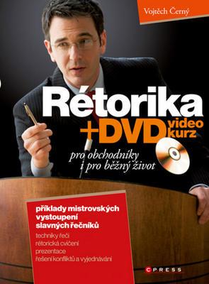 Obrázok Rétorika pro obchodníky i běžný život + DVD