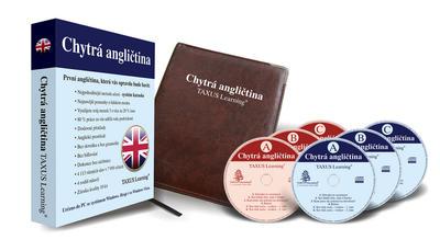 Obrázok CD Chytrá angličtina